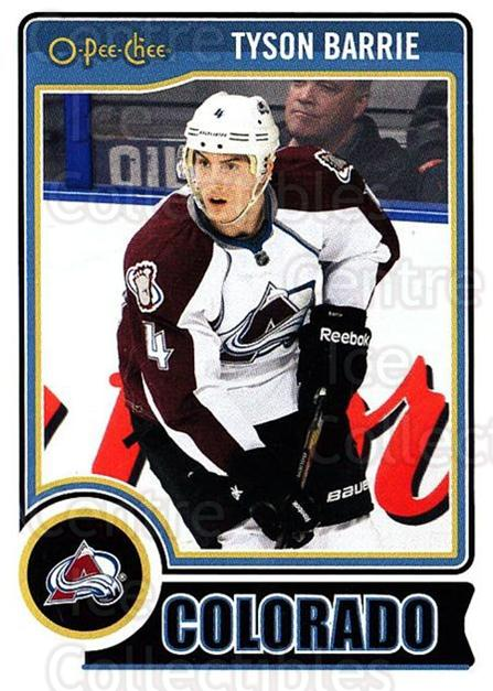 2014-15 O-Pee-chee #193 Tyson Barrie<br/>5 In Stock - $1.00 each - <a href=https://centericecollectibles.foxycart.com/cart?name=2014-15%20O-Pee-chee%20%23193%20Tyson%20Barrie...&quantity_max=5&price=$1.00&code=688311 class=foxycart> Buy it now! </a>