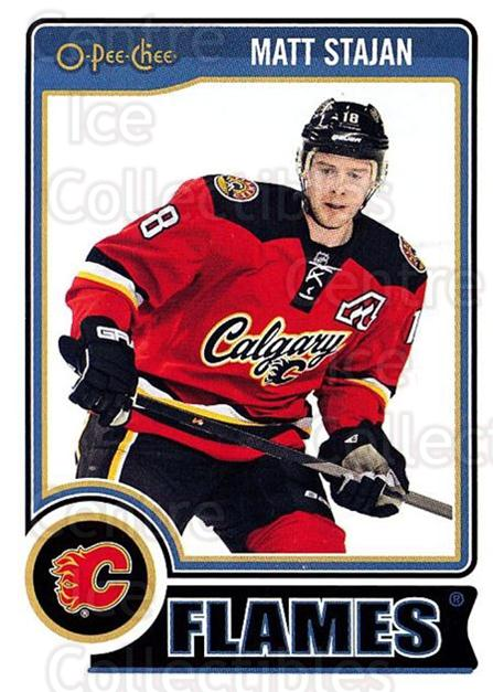 2014-15 O-Pee-chee #200 Matt Stajan<br/>5 In Stock - $1.00 each - <a href=https://centericecollectibles.foxycart.com/cart?name=2014-15%20O-Pee-chee%20%23200%20Matt%20Stajan...&quantity_max=5&price=$1.00&code=688318 class=foxycart> Buy it now! </a>