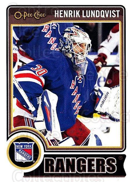 2014-15 O-Pee-chee #209 Henrik Lundqvist<br/>5 In Stock - $2.00 each - <a href=https://centericecollectibles.foxycart.com/cart?name=2014-15%20O-Pee-chee%20%23209%20Henrik%20Lundqvis...&quantity_max=5&price=$2.00&code=688327 class=foxycart> Buy it now! </a>