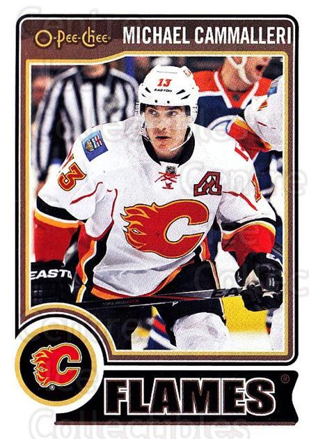 2014-15 O-Pee-chee #224 Michael Cammalleri<br/>5 In Stock - $1.00 each - <a href=https://centericecollectibles.foxycart.com/cart?name=2014-15%20O-Pee-chee%20%23224%20Michael%20Cammall...&quantity_max=5&price=$1.00&code=688342 class=foxycart> Buy it now! </a>