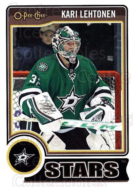 2014-15 O-Pee-chee #238 Kari Lehtonen<br/>5 In Stock - $1.00 each - <a href=https://centericecollectibles.foxycart.com/cart?name=2014-15%20O-Pee-chee%20%23238%20Kari%20Lehtonen...&quantity_max=5&price=$1.00&code=688356 class=foxycart> Buy it now! </a>