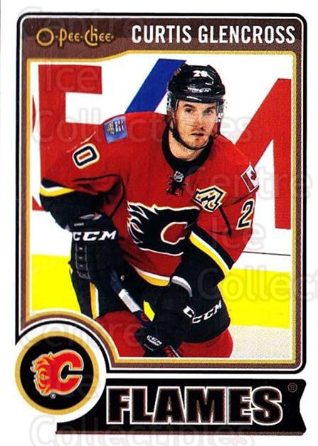 2014-15 O-Pee-chee #248 Curtis Glencross<br/>5 In Stock - $1.00 each - <a href=https://centericecollectibles.foxycart.com/cart?name=2014-15%20O-Pee-chee%20%23248%20Curtis%20Glencros...&quantity_max=5&price=$1.00&code=688366 class=foxycart> Buy it now! </a>