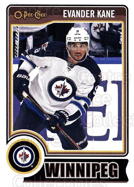 2014-15 O-Pee-chee #257 Evander Kane<br/>5 In Stock - $1.00 each - <a href=https://centericecollectibles.foxycart.com/cart?name=2014-15%20O-Pee-chee%20%23257%20Evander%20Kane...&quantity_max=5&price=$1.00&code=688375 class=foxycart> Buy it now! </a>