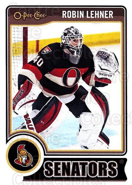 2014-15 O-Pee-chee #281 Robin Lehner<br/>5 In Stock - $1.00 each - <a href=https://centericecollectibles.foxycart.com/cart?name=2014-15%20O-Pee-chee%20%23281%20Robin%20Lehner...&quantity_max=5&price=$1.00&code=688399 class=foxycart> Buy it now! </a>