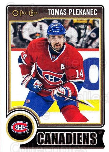 2014-15 O-Pee-chee #295 Tomas Plekanec<br/>5 In Stock - $1.00 each - <a href=https://centericecollectibles.foxycart.com/cart?name=2014-15%20O-Pee-chee%20%23295%20Tomas%20Plekanec...&quantity_max=5&price=$1.00&code=688413 class=foxycart> Buy it now! </a>