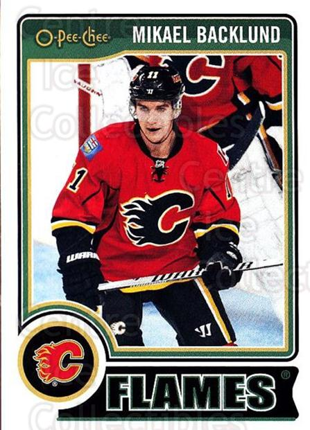 2014-15 O-Pee-chee #301 Mikael Backlund<br/>5 In Stock - $1.00 each - <a href=https://centericecollectibles.foxycart.com/cart?name=2014-15%20O-Pee-chee%20%23301%20Mikael%20Backlund...&quantity_max=5&price=$1.00&code=688419 class=foxycart> Buy it now! </a>
