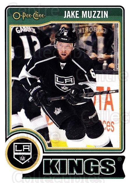 2014-15 O-Pee-chee #315 Jake Muzzin<br/>5 In Stock - $1.00 each - <a href=https://centericecollectibles.foxycart.com/cart?name=2014-15%20O-Pee-chee%20%23315%20Jake%20Muzzin...&quantity_max=5&price=$1.00&code=688433 class=foxycart> Buy it now! </a>