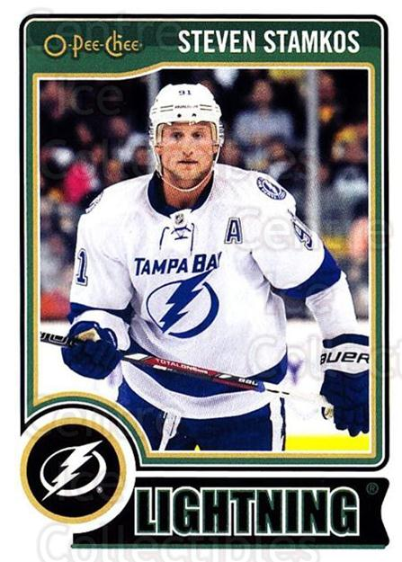 2014-15 O-Pee-chee #317 Steven Stamkos<br/>5 In Stock - $2.00 each - <a href=https://centericecollectibles.foxycart.com/cart?name=2014-15%20O-Pee-chee%20%23317%20Steven%20Stamkos...&price=$2.00&code=688435 class=foxycart> Buy it now! </a>