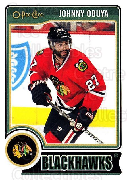 2014-15 O-Pee-chee #367 Johnny Oduya<br/>5 In Stock - $1.00 each - <a href=https://centericecollectibles.foxycart.com/cart?name=2014-15%20O-Pee-chee%20%23367%20Johnny%20Oduya...&quantity_max=5&price=$1.00&code=688485 class=foxycart> Buy it now! </a>