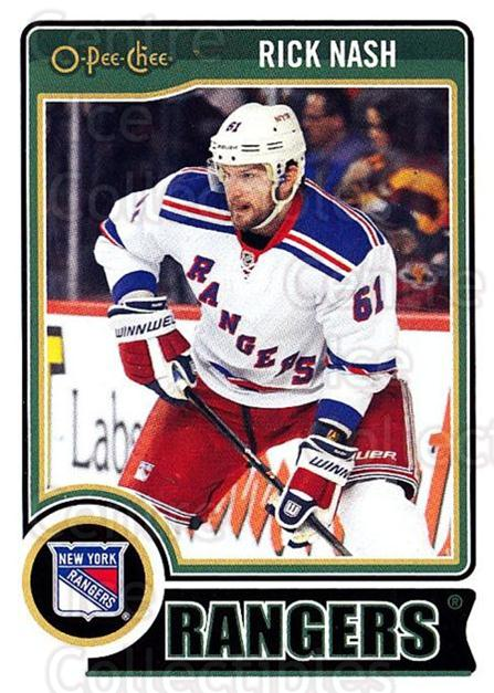 2014-15 O-Pee-chee #375 Rick Nash<br/>4 In Stock - $1.00 each - <a href=https://centericecollectibles.foxycart.com/cart?name=2014-15%20O-Pee-chee%20%23375%20Rick%20Nash...&quantity_max=4&price=$1.00&code=688493 class=foxycart> Buy it now! </a>