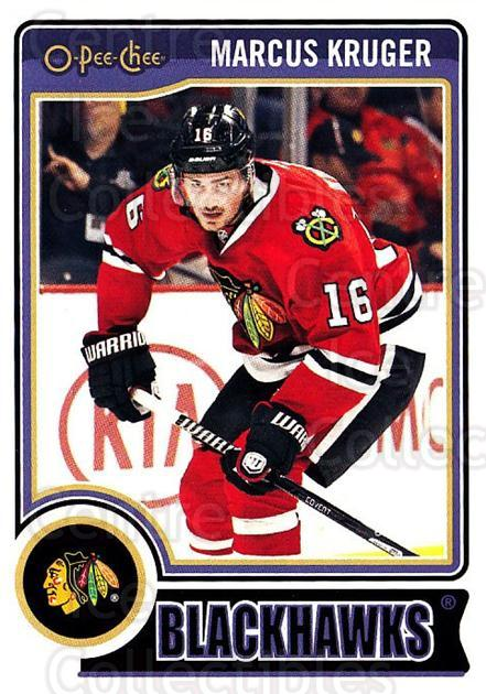 2014-15 O-Pee-chee #430 Marcus Kruger<br/>4 In Stock - $1.00 each - <a href=https://centericecollectibles.foxycart.com/cart?name=2014-15%20O-Pee-chee%20%23430%20Marcus%20Kruger...&quantity_max=4&price=$1.00&code=688548 class=foxycart> Buy it now! </a>
