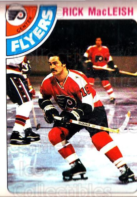 1978-79 O-Pee-Chee #125 Rick MacLeish<br/>2 In Stock - $2.00 each - <a href=https://centericecollectibles.foxycart.com/cart?name=1978-79%20O-Pee-Chee%20%23125%20Rick%20MacLeish...&price=$2.00&code=688861 class=foxycart> Buy it now! </a>