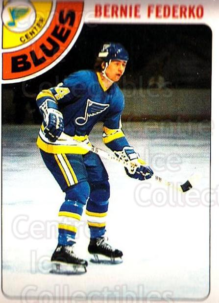 1978-79 O-Pee-Chee #143 Bernie Federko<br/>1 In Stock - $10.00 each - <a href=https://centericecollectibles.foxycart.com/cart?name=1978-79%20O-Pee-Chee%20%23143%20Bernie%20Federko...&quantity_max=1&price=$10.00&code=688879 class=foxycart> Buy it now! </a>