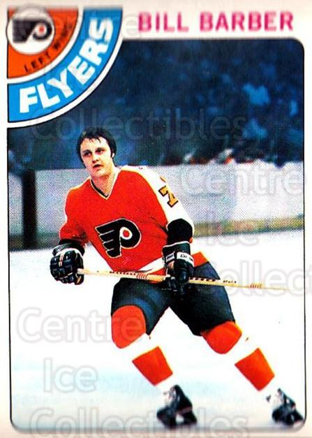 1978-79 O-Pee-Chee #176 Bill Barber<br/>4 In Stock - $2.00 each - <a href=https://centericecollectibles.foxycart.com/cart?name=1978-79%20O-Pee-Chee%20%23176%20Bill%20Barber...&quantity_max=4&price=$2.00&code=688912 class=foxycart> Buy it now! </a>