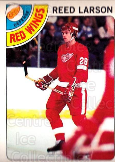 1978-79 O-Pee-Chee #226 Reed Larson<br/>3 In Stock - $2.00 each - <a href=https://centericecollectibles.foxycart.com/cart?name=1978-79%20O-Pee-Chee%20%23226%20Reed%20Larson...&quantity_max=3&price=$2.00&code=688962 class=foxycart> Buy it now! </a>