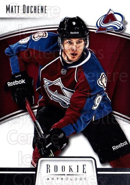 2013-14 Panini Rookie Anthology #22 Matt Duchene<br/>5 In Stock - $1.00 each - <a href=https://centericecollectibles.foxycart.com/cart?name=2013-14%20Panini%20Rookie%20Anthology%20%2322%20Matt%20Duchene...&quantity_max=5&price=$1.00&code=689154 class=foxycart> Buy it now! </a>