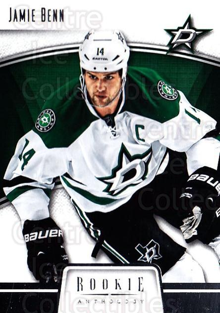 2013-14 Panini Rookie Anthology #28 Jamie Benn<br/>2 In Stock - $1.00 each - <a href=https://centericecollectibles.foxycart.com/cart?name=2013-14%20Panini%20Rookie%20Anthology%20%2328%20Jamie%20Benn...&quantity_max=2&price=$1.00&code=689160 class=foxycart> Buy it now! </a>
