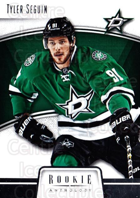 2013-14 Panini Rookie Anthology #30 Tyler Seguin<br/>1 In Stock - $1.00 each - <a href=https://centericecollectibles.foxycart.com/cart?name=2013-14%20Panini%20Rookie%20Anthology%20%2330%20Tyler%20Seguin...&quantity_max=1&price=$1.00&code=689162 class=foxycart> Buy it now! </a>