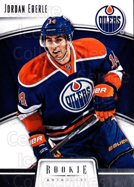 2013-14 Panini Rookie Anthology #35 Jordan Eberle<br/>4 In Stock - $1.00 each - <a href=https://centericecollectibles.foxycart.com/cart?name=2013-14%20Panini%20Rookie%20Anthology%20%2335%20Jordan%20Eberle...&quantity_max=4&price=$1.00&code=689167 class=foxycart> Buy it now! </a>