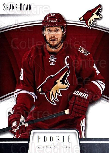 2013-14 Panini Rookie Anthology #71 Shane Doan<br/>2 In Stock - $1.00 each - <a href=https://centericecollectibles.foxycart.com/cart?name=2013-14%20Panini%20Rookie%20Anthology%20%2371%20Shane%20Doan...&quantity_max=2&price=$1.00&code=689203 class=foxycart> Buy it now! </a>