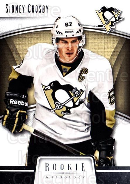2013-14 Panini Rookie Anthology #74 Sidney Crosby<br/>1 In Stock - $3.00 each - <a href=https://centericecollectibles.foxycart.com/cart?name=2013-14%20Panini%20Rookie%20Anthology%20%2374%20Sidney%20Crosby...&quantity_max=1&price=$3.00&code=689206 class=foxycart> Buy it now! </a>