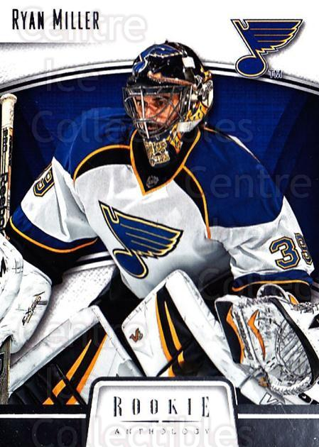 2013-14 Panini Rookie Anthology #83 Ryan Miller<br/>3 In Stock - $1.00 each - <a href=https://centericecollectibles.foxycart.com/cart?name=2013-14%20Panini%20Rookie%20Anthology%20%2383%20Ryan%20Miller...&quantity_max=3&price=$1.00&code=689215 class=foxycart> Buy it now! </a>