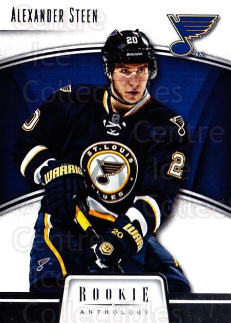 2013-14 Panini Rookie Anthology #84 Alexander Steen<br/>3 In Stock - $1.00 each - <a href=https://centericecollectibles.foxycart.com/cart?name=2013-14%20Panini%20Rookie%20Anthology%20%2384%20Alexander%20Steen...&quantity_max=3&price=$1.00&code=689216 class=foxycart> Buy it now! </a>