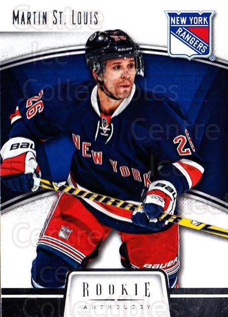 2013-14 Panini Rookie Anthology #86 Martin St. Louis<br/>6 In Stock - $1.00 each - <a href=https://centericecollectibles.foxycart.com/cart?name=2013-14%20Panini%20Rookie%20Anthology%20%2386%20Martin%20St.%20Loui...&quantity_max=6&price=$1.00&code=689218 class=foxycart> Buy it now! </a>