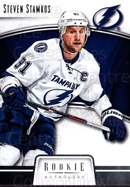 2013-14 Panini Rookie Anthology #87 Steven Stamkos<br/>2 In Stock - $1.00 each - <a href=https://centericecollectibles.foxycart.com/cart?name=2013-14%20Panini%20Rookie%20Anthology%20%2387%20Steven%20Stamkos...&price=$1.00&code=689219 class=foxycart> Buy it now! </a>