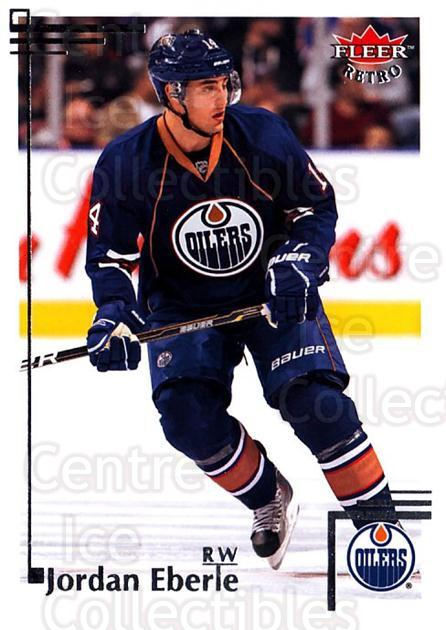 2012-13 Fleer Retro #63 Jordan Eberle<br/>4 In Stock - $1.00 each - <a href=https://centericecollectibles.foxycart.com/cart?name=2012-13%20Fleer%20Retro%20%2363%20Jordan%20Eberle...&quantity_max=4&price=$1.00&code=689395 class=foxycart> Buy it now! </a>