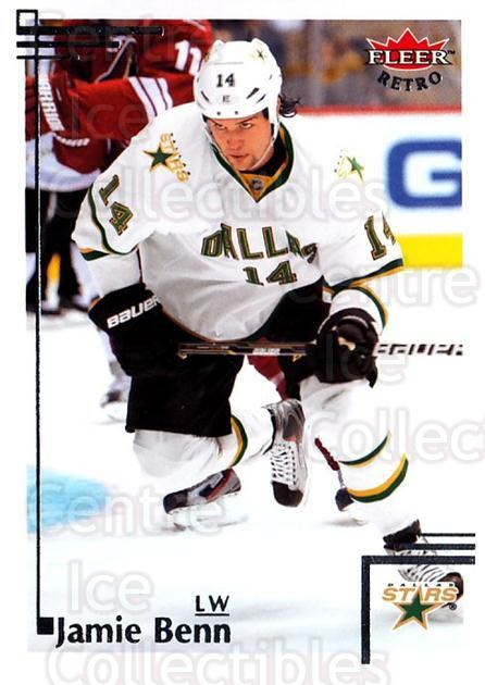 2012-13 Fleer Retro #73 Jamie Benn<br/>5 In Stock - $1.00 each - <a href=https://centericecollectibles.foxycart.com/cart?name=2012-13%20Fleer%20Retro%20%2373%20Jamie%20Benn...&quantity_max=5&price=$1.00&code=689405 class=foxycart> Buy it now! </a>