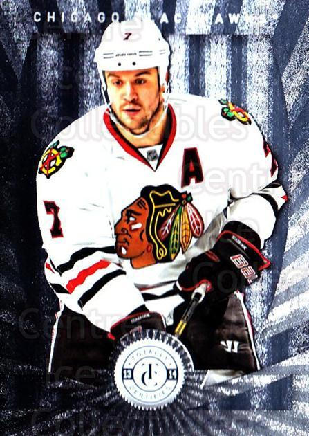 2013-14 Totally Certified #74 Brent Seabrook<br/>1 In Stock - $1.00 each - <a href=https://centericecollectibles.foxycart.com/cart?name=2013-14%20Totally%20Certified%20%2374%20Brent%20Seabrook...&quantity_max=1&price=$1.00&code=689506 class=foxycart> Buy it now! </a>
