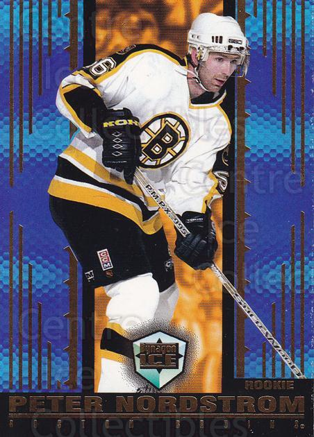 1998-99 Dynagon Ice #13 Peter Nordstrom<br/>1 In Stock - $1.00 each - <a href=https://centericecollectibles.foxycart.com/cart?name=1998-99%20Dynagon%20Ice%20%2313%20Peter%20Nordstrom...&quantity_max=1&price=$1.00&code=68952 class=foxycart> Buy it now! </a>