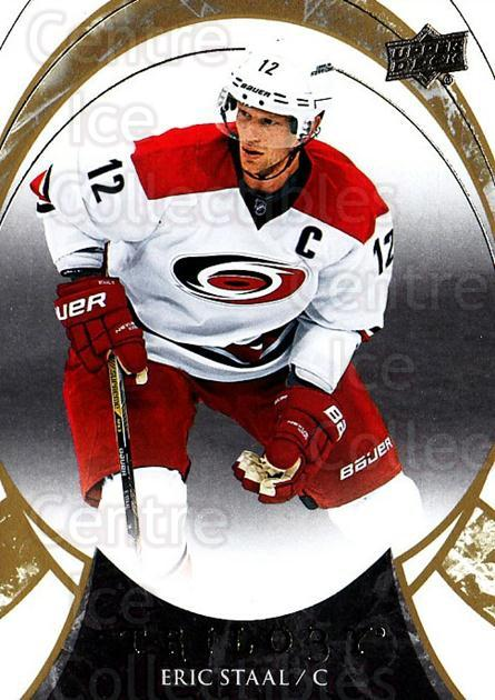 2015-16 UD Trilogy #16 Eric Staal<br/>2 In Stock - $1.00 each - <a href=https://centericecollectibles.foxycart.com/cart?name=2015-16%20UD%20Trilogy%20%2316%20Eric%20Staal...&quantity_max=2&price=$1.00&code=689949 class=foxycart> Buy it now! </a>