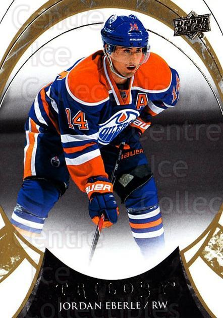 2015-16 UD Trilogy #36 Jordan Eberle<br/>2 In Stock - $1.00 each - <a href=https://centericecollectibles.foxycart.com/cart?name=2015-16%20UD%20Trilogy%20%2336%20Jordan%20Eberle...&quantity_max=2&price=$1.00&code=689969 class=foxycart> Buy it now! </a>