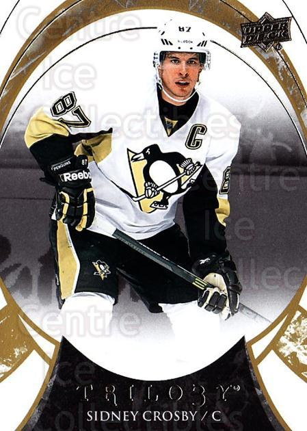 2015-16 UD Trilogy #67 Sidney Crosby<br/>2 In Stock - $3.00 each - <a href=https://centericecollectibles.foxycart.com/cart?name=2015-16%20UD%20Trilogy%20%2367%20Sidney%20Crosby...&quantity_max=2&price=$3.00&code=690000 class=foxycart> Buy it now! </a>
