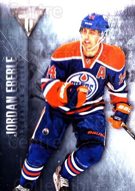 2013-14 Titanium #55 Jordan Eberle<br/>3 In Stock - $1.00 each - <a href=https://centericecollectibles.foxycart.com/cart?name=2013-14%20Titanium%20%2355%20Jordan%20Eberle...&quantity_max=3&price=$1.00&code=690218 class=foxycart> Buy it now! </a>
