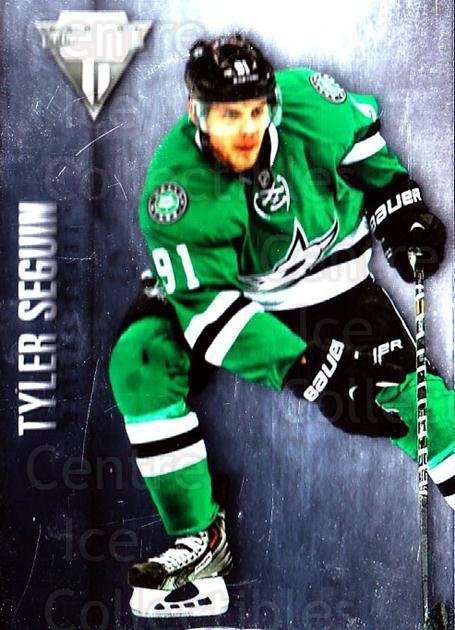 2013-14 Titanium #96 Tyler Seguin<br/>3 In Stock - $1.00 each - <a href=https://centericecollectibles.foxycart.com/cart?name=2013-14%20Titanium%20%2396%20Tyler%20Seguin...&quantity_max=3&price=$1.00&code=690259 class=foxycart> Buy it now! </a>