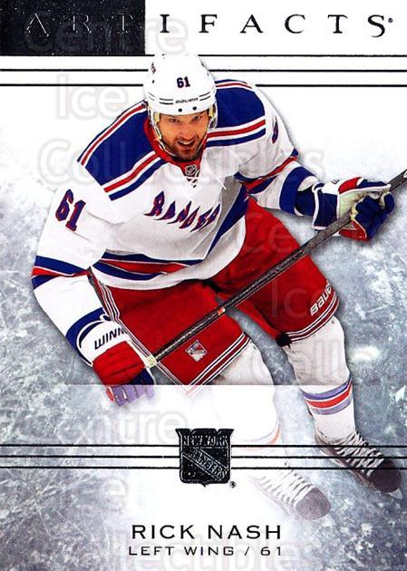2014-15 UD Artifacts #38 Rick Nash<br/>3 In Stock - $1.00 each - <a href=https://centericecollectibles.foxycart.com/cart?name=2014-15%20UD%20Artifacts%20%2338%20Rick%20Nash...&quantity_max=3&price=$1.00&code=690893 class=foxycart> Buy it now! </a>
