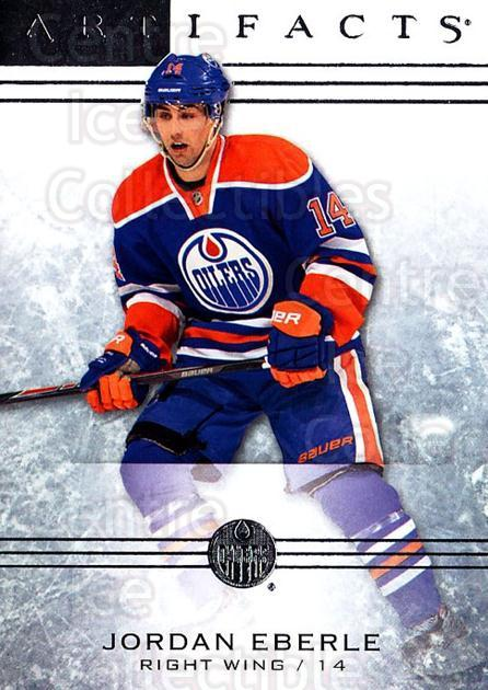 2014-15 UD Artifacts #56 Jordan Eberle<br/>7 In Stock - $1.00 each - <a href=https://centericecollectibles.foxycart.com/cart?name=2014-15%20UD%20Artifacts%20%2356%20Jordan%20Eberle...&quantity_max=7&price=$1.00&code=690911 class=foxycart> Buy it now! </a>