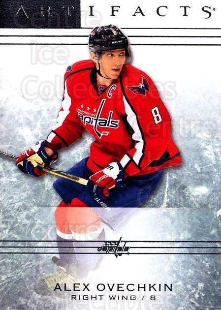 2014-15 UD Artifacts #65 Alexander Ovechkin<br/>3 In Stock - $3.00 each - <a href=https://centericecollectibles.foxycart.com/cart?name=2014-15%20UD%20Artifacts%20%2365%20Alexander%20Ovech...&price=$3.00&code=690920 class=foxycart> Buy it now! </a>