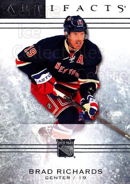 2014-15 UD Artifacts #83 Brad Richards<br/>5 In Stock - $1.00 each - <a href=https://centericecollectibles.foxycart.com/cart?name=2014-15%20UD%20Artifacts%20%2383%20Brad%20Richards...&quantity_max=5&price=$1.00&code=690938 class=foxycart> Buy it now! </a>