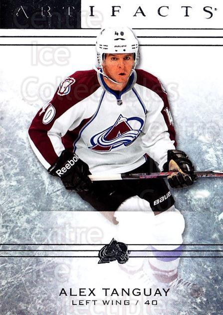 2014-15 UD Artifacts #86 Alex Tanguay<br/>7 In Stock - $1.00 each - <a href=https://centericecollectibles.foxycart.com/cart?name=2014-15%20UD%20Artifacts%20%2386%20Alex%20Tanguay...&quantity_max=7&price=$1.00&code=690941 class=foxycart> Buy it now! </a>