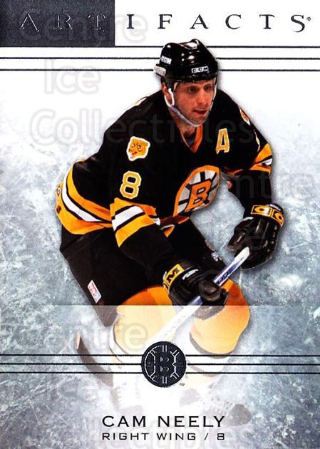 2014-15 UD Artifacts #97 Cam Neely<br/>5 In Stock - $1.00 each - <a href=https://centericecollectibles.foxycart.com/cart?name=2014-15%20UD%20Artifacts%20%2397%20Cam%20Neely...&quantity_max=5&price=$1.00&code=690952 class=foxycart> Buy it now! </a>