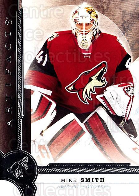 2016-17 UD Artifacts #29 Mike Smith<br/>1 In Stock - $1.00 each - <a href=https://centericecollectibles.foxycart.com/cart?name=2016-17%20UD%20Artifacts%20%2329%20Mike%20Smith...&quantity_max=1&price=$1.00&code=691076 class=foxycart> Buy it now! </a>