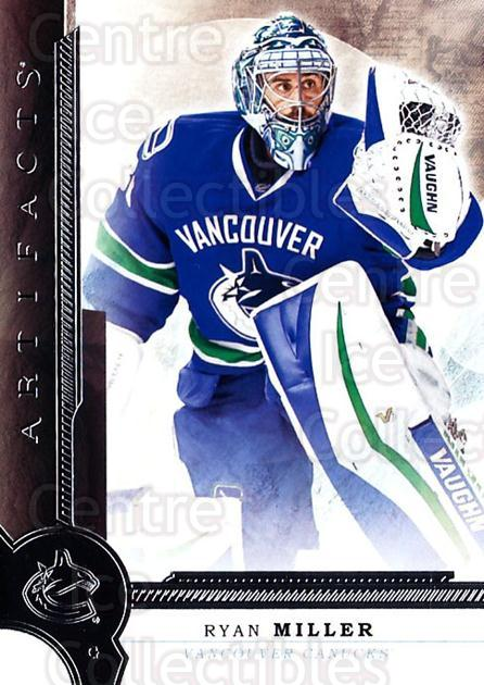 2016-17 UD Artifacts #36 Ryan Miller<br/>2 In Stock - $1.00 each - <a href=https://centericecollectibles.foxycart.com/cart?name=2016-17%20UD%20Artifacts%20%2336%20Ryan%20Miller...&quantity_max=2&price=$1.00&code=691083 class=foxycart> Buy it now! </a>