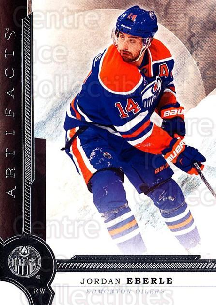 2016-17 UD Artifacts #75 Jordan Eberle<br/>2 In Stock - $1.00 each - <a href=https://centericecollectibles.foxycart.com/cart?name=2016-17%20UD%20Artifacts%20%2375%20Jordan%20Eberle...&quantity_max=2&price=$1.00&code=691122 class=foxycart> Buy it now! </a>