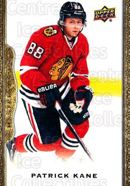 2014-15 UD Masterpieces #8 Patrick Kane<br/>2 In Stock - $2.00 each - <a href=https://centericecollectibles.foxycart.com/cart?name=2014-15%20UD%20Masterpieces%20%238%20Patrick%20Kane...&quantity_max=2&price=$2.00&code=691235 class=foxycart> Buy it now! </a>