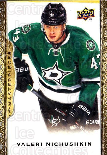 2014-15 UD Masterpieces #34 Valeri Nichushkin<br/>5 In Stock - $2.00 each - <a href=https://centericecollectibles.foxycart.com/cart?name=2014-15%20UD%20Masterpieces%20%2334%20Valeri%20Nichushk...&quantity_max=5&price=$2.00&code=691261 class=foxycart> Buy it now! </a>