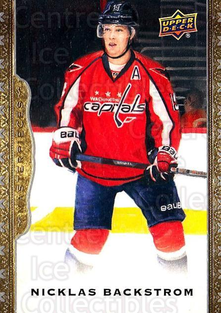 2014-15 UD Masterpieces #41 Nicklas Backstrom<br/>5 In Stock - $2.00 each - <a href=https://centericecollectibles.foxycart.com/cart?name=2014-15%20UD%20Masterpieces%20%2341%20Nicklas%20Backstr...&quantity_max=5&price=$2.00&code=691268 class=foxycart> Buy it now! </a>